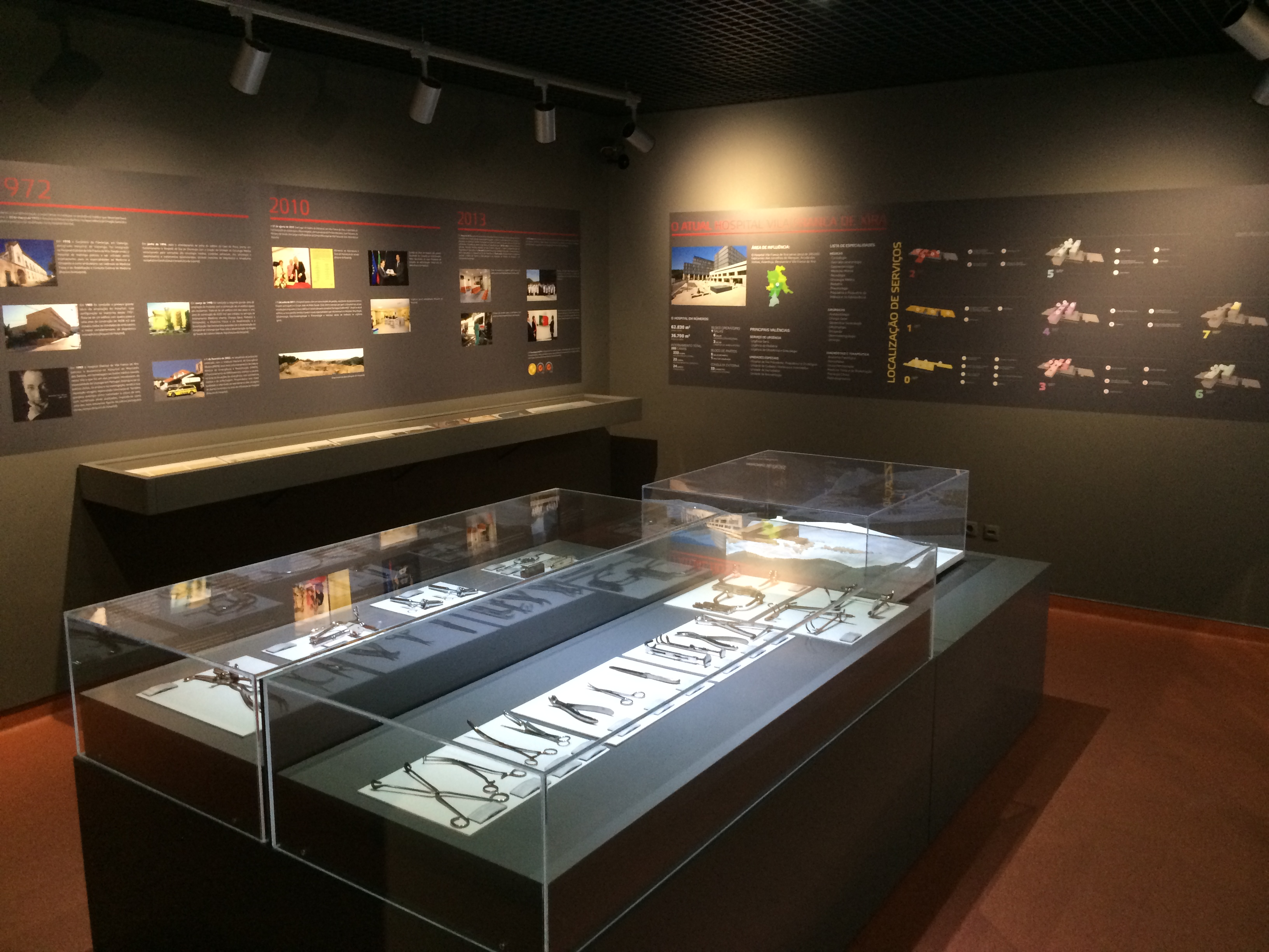 hospital-de-vila-franca-de-xira-Hospital Vila Franca de Xira inaugurou o Espaço Museu