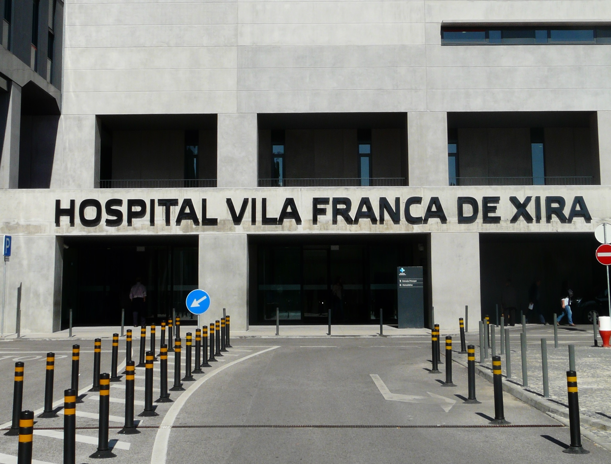 hospital-de-vila-franca-de-xira-HVFX é hospital público mais bem classificado